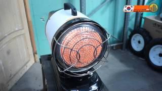 Инфракрасная тепловая пушка Aurora ТК-60(Обзор, характеристика, тест и работа инфракрасной тепловой пушки Aurora ТК-60. Получить полную информацию о..., 2014-07-10T08:51:36.000Z)