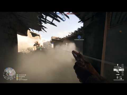 Battlefield 1 - Raw Gameplay Footage @ 1440p 60FPS - 'Suez' Map