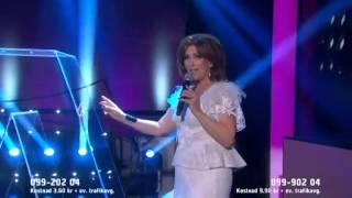 Melodifestivalen 2013 - Sylvia Vrethammar - Trivialitet