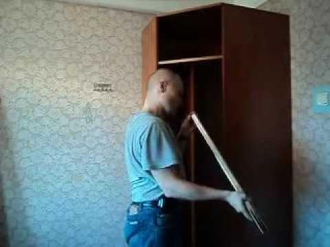 В.С.М. сборка углового шкафа №