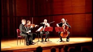 K. Szymanowski-Quartet No. 1 in C major op. 37 (I. Lento assai. Allegro moderato) - CAMERATA QUARTET