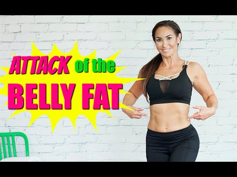 Attack of The Belly FAT | Natalie Jill