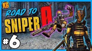 Borderlands 2 | Road to Sniper Zer0 | Day #6