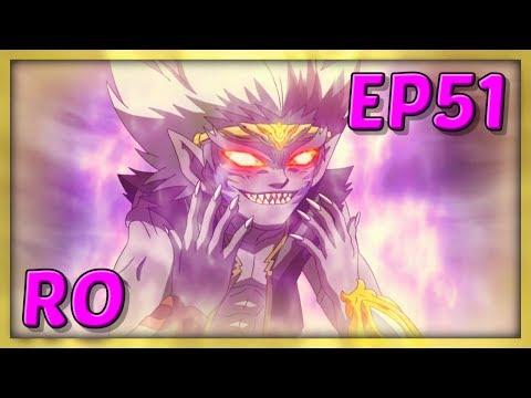 Beyblade Metal Fusion - Spiritul bladerului | Episodul 51 | Română