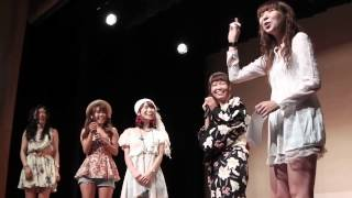 2013/08/23 笑いの苺 前MC 出演 石井てる美、石出奈々子、一杯のかけ...