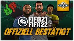 FIFA 21 OFFIZELL BESTÄTIGT 🔥🔥🔥 FIFA 22 SOLL EINEN UMHAUEN | FIFANEWS