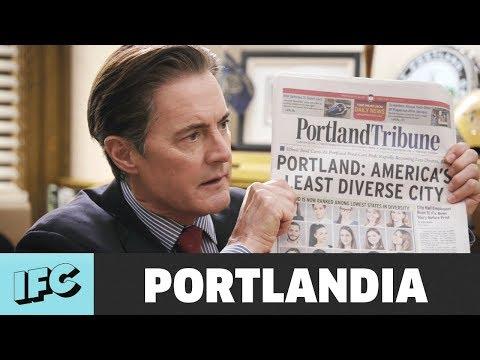 Portland So White  Portlandia  Season 8