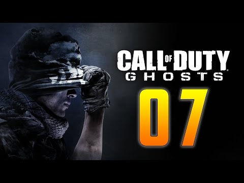 Call of Duty : Ghosts - Mission 7 - Federation Day! [No Commentary] 1080p 60FPS!