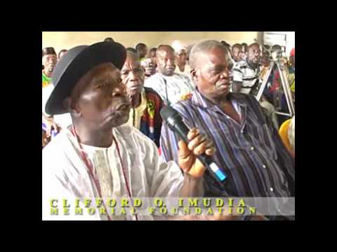Oza Nogogo Councillorship Aspirants Debate   Part 2