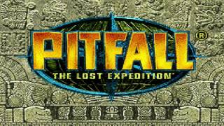 Caverns - Pitfall: The Lost Expedition (GBA) Music Extended