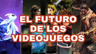 EL FUTURO DE LOS VIDEOJUEGOS ¿ESTÁ EN EL TELÉFONO MÓVIL?
