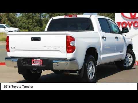 2016 Toyota Tundra Elk Grove Toyota E23917