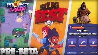 "A Look at Brawl Stars Before Beta (2015-2017) ""Project Laser"""