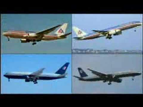 Missing 9/11 Planes