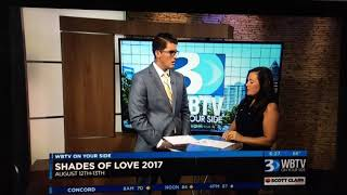 Shades of Love. Ben Williamson WBTV
