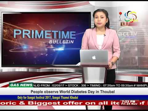 Impact News English 24 November 2017