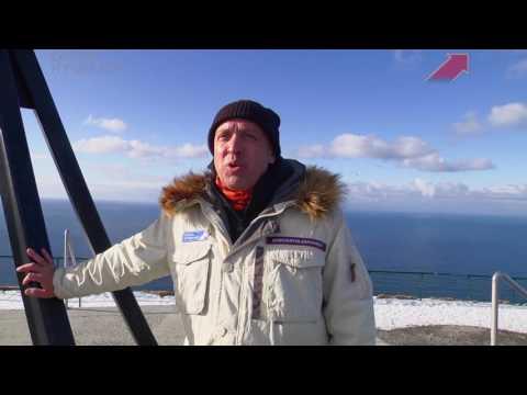 Телеканал 'Охота и рыбалка' - На краю земли. Норвегия. Серия 1. Хоннингсвог