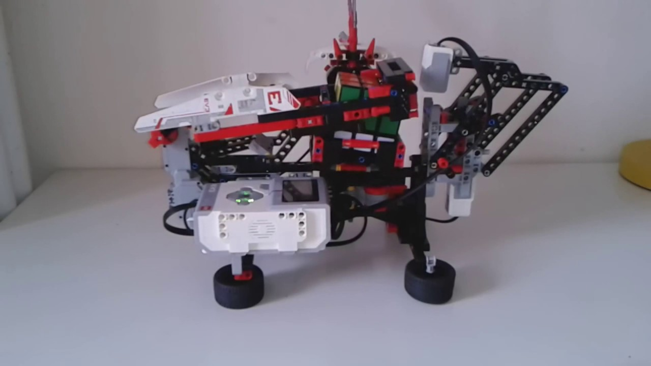 Lego Mindstorms EV3 Creations - Cool and Best - YouTube