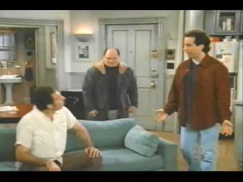 Seinfeld - George loves Jerry