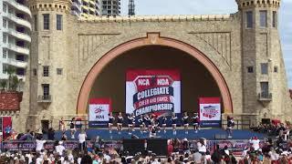 CBU Cheer 2019 NCA Nationals Routine