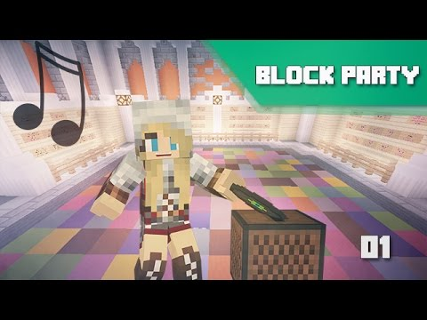 Hivemc blockparty la chaise musicale sur minecraft for Chaise musicale