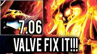 WTF VALVE FIX IT! NEW IMBA 7.06 Clinkz with 27 Kills & 78k FAST KO Tactic by Arteezy Gameplay Dota 2