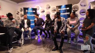Sway SXSW Takeover: Mo-Town Takeover: Kevin Ross, BJ the Chicago Kid, James Davis