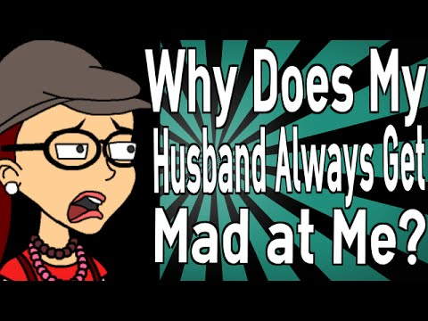 How to deal with an irritable husband