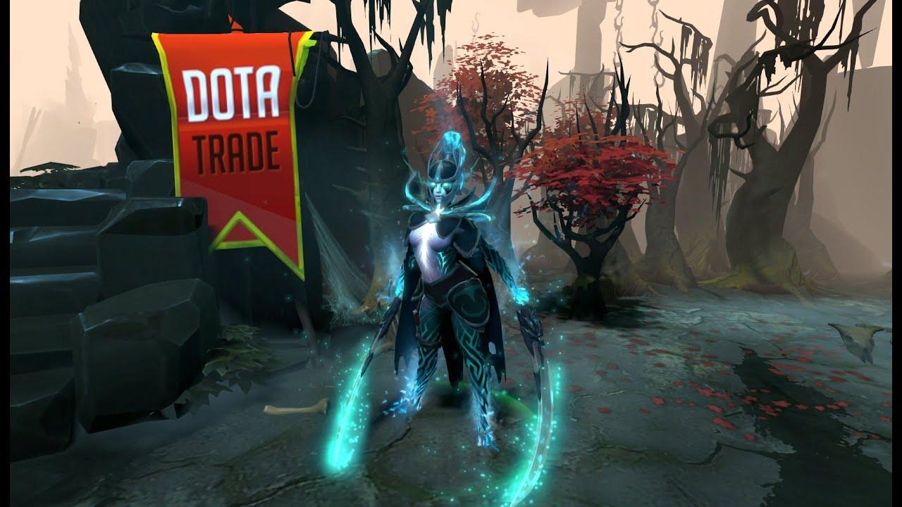 Manifold Paradox Phantom Assassin arcana equipped with ...