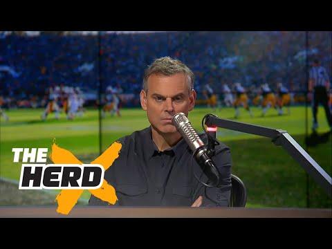 Barry Switzer talks Jerry Jones and more | THE HERD (FULL INTERVIEW)