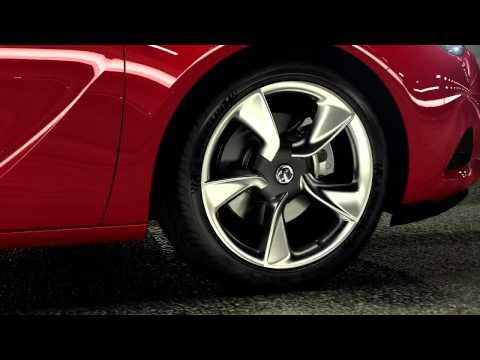 Vauxhall Astra GTC Promo