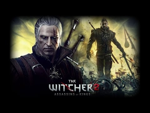 Lets Play The Witcher 2 Assassins of Kings Enhanced Edition