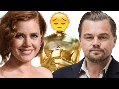11 Stars Who Shockingly Don't Have Oscars
