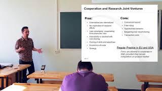 Экономика инноваций. Лекция 4. Азамат Валей (CERGE-EI, Прага)