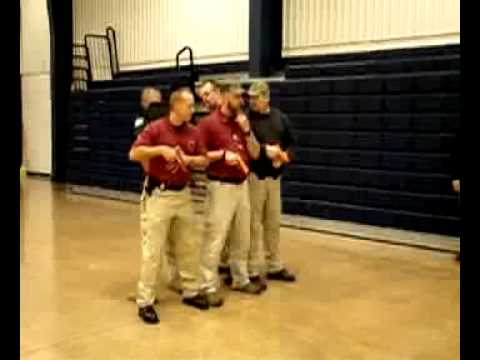 Civilian Response to Active Shooter Events Train-the-Trainer