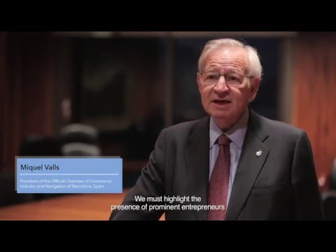 Miquel Valls | President of the Barcelona Chamber of Commerce and Industry