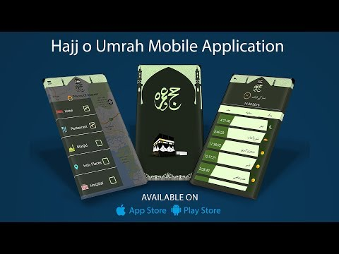 Hajj and Umrah - Apps on Google Play