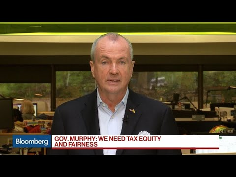 N.J. Governor Murphy Looks for Tax Equity, More Transportation Help