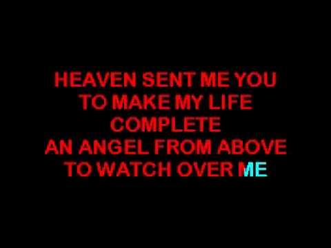 SC8303 10   Montgomery, John Michael   Heaven Sent Me You Karake