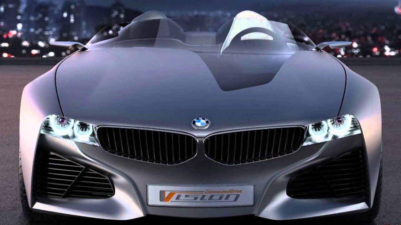 2011 BMW ConnectedDrive Concept (HD) - YouTube