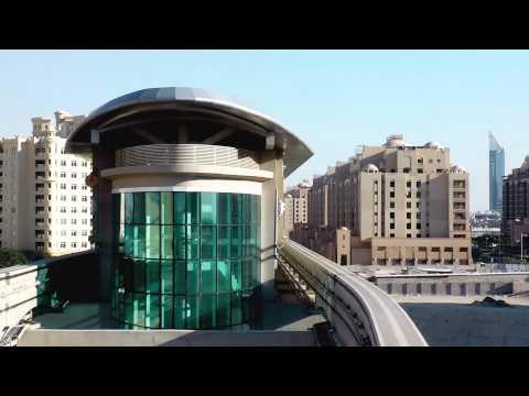 Dubai Monorail - Palm Jumeirah (2011) (HD)