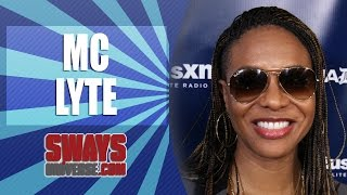 MC Lyte Speaks on Bill Cosby, Starting the Hip Hop Sister Network & Freestyles Live