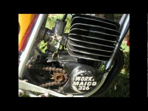MAICO - RIDE AT YOUR OWN RISK!!