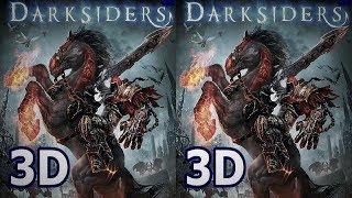 Darksiders 3D VR box TV video Side by Side  SBS google cardboard