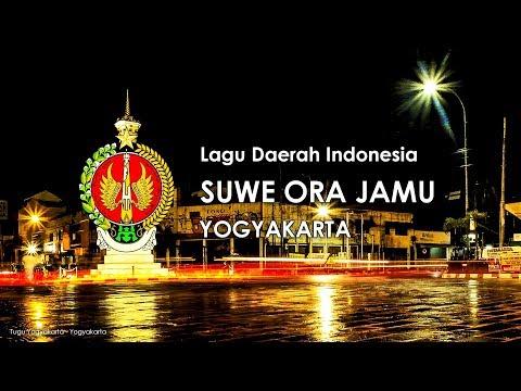Suwe Ora Jamu - Lagu Daerah Yogyakarta (Karaoke, Lirik dan Terjemahan)
