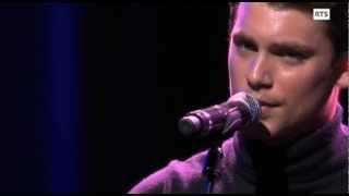 Bastian Baker au Concert à Montreux en Hommage à Funky Claude Nobs (2013)