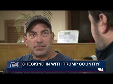 Michael Shure checks in with Trump country