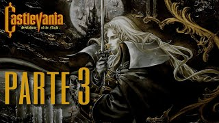 Castlevania Symphony of the night parte 3 | meperd0 nas?