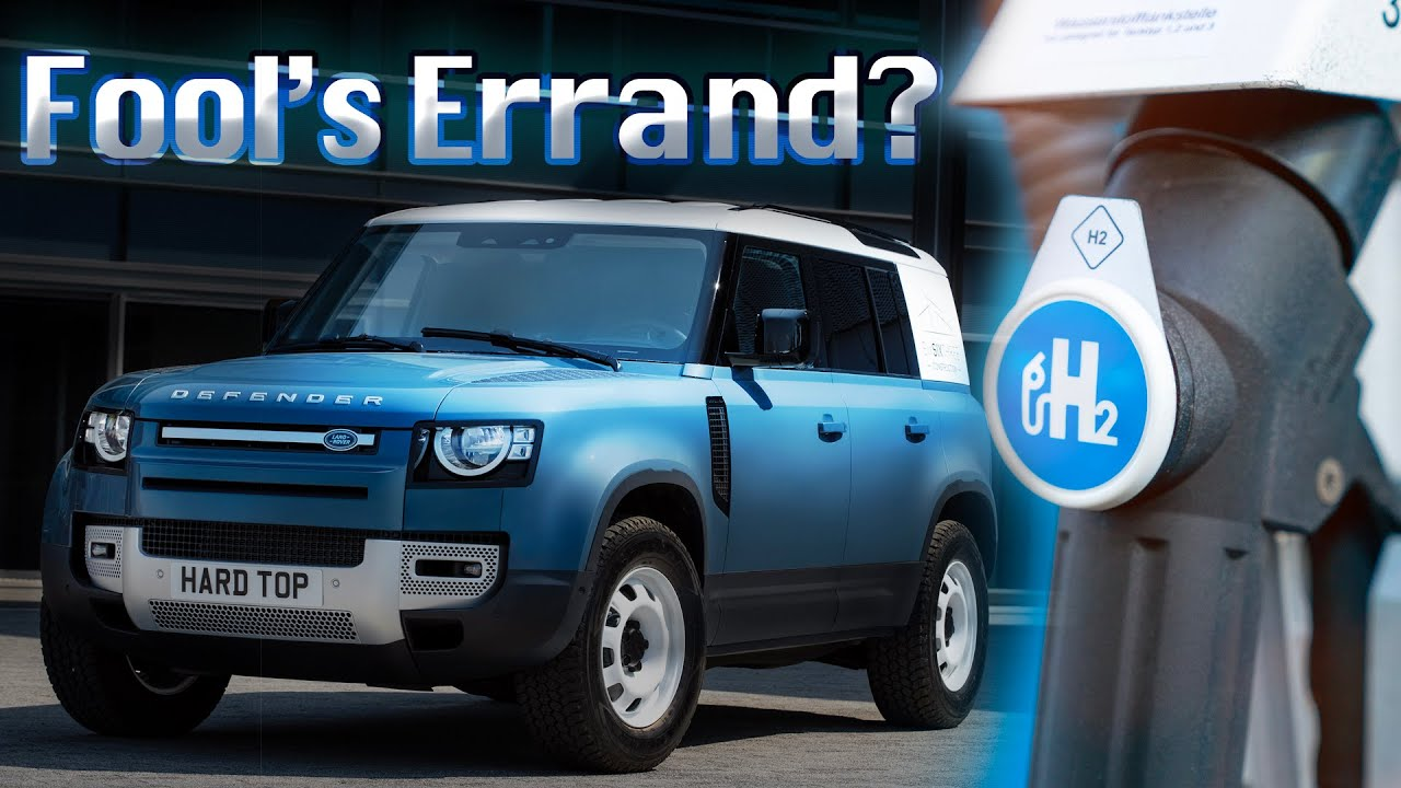 Why Jaguar Land Rover Is Making A Mistake With Hydrogen Fuel Cells
