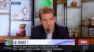 After Foot du mardi 12/06 – Partie 6/6 - Le Quiz !